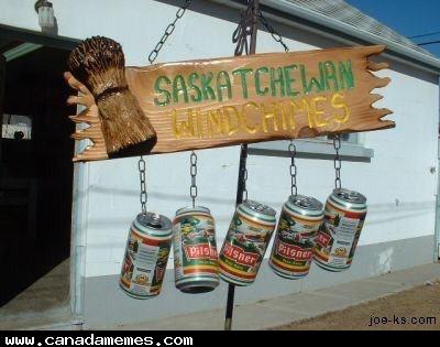 🇨🇦 Saskatchewan Windchime