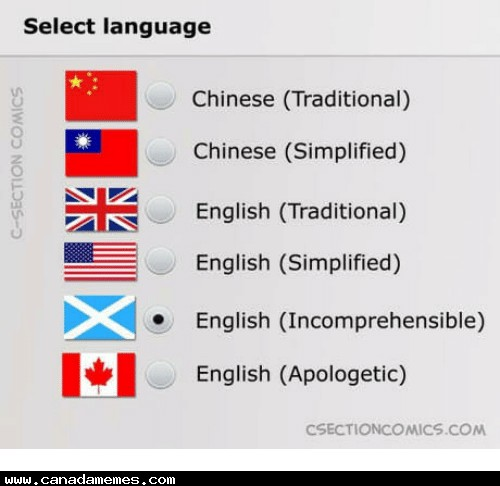 🇨🇦 Select your language