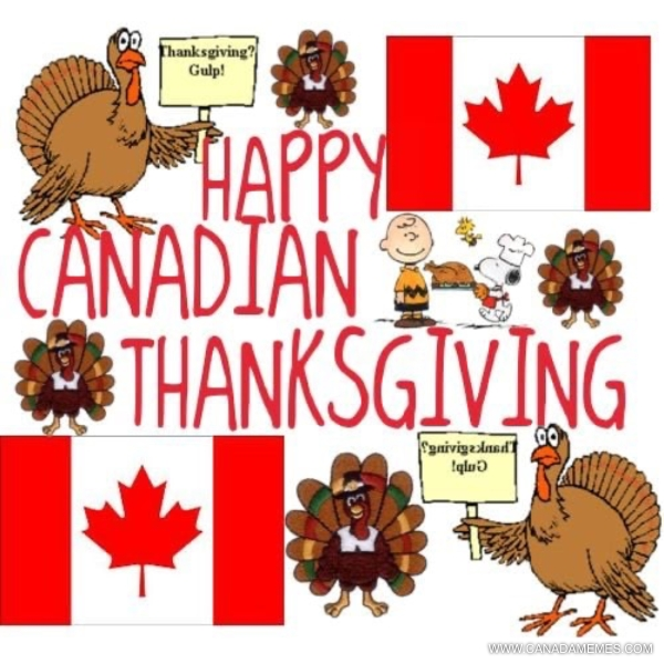 Wishing everyone a happy thanksgiving long weekend!