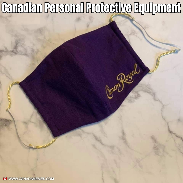 Canadian Personal Protective Equipment