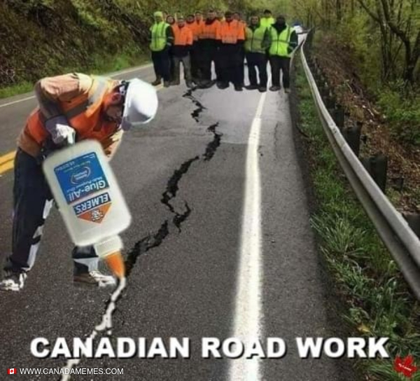 Canadian Roadwork