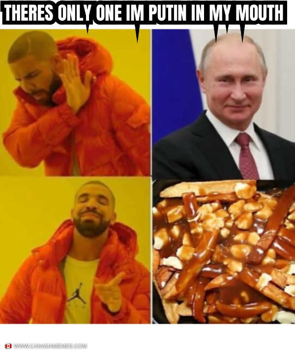 There's only one I'm putin in my mouth!