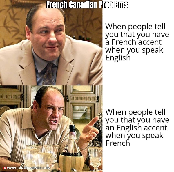 French Canadian Problems