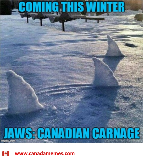 Coming this Winter: JAWS, Canadian Carnage