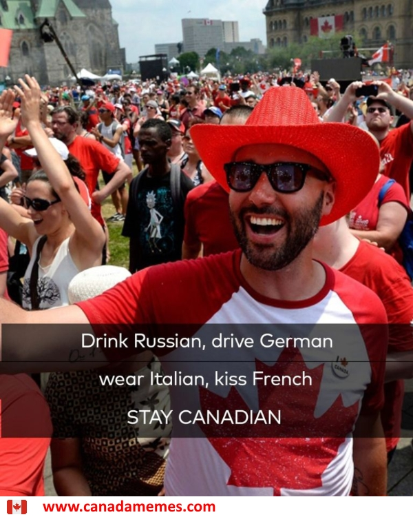 Stay Canadian
