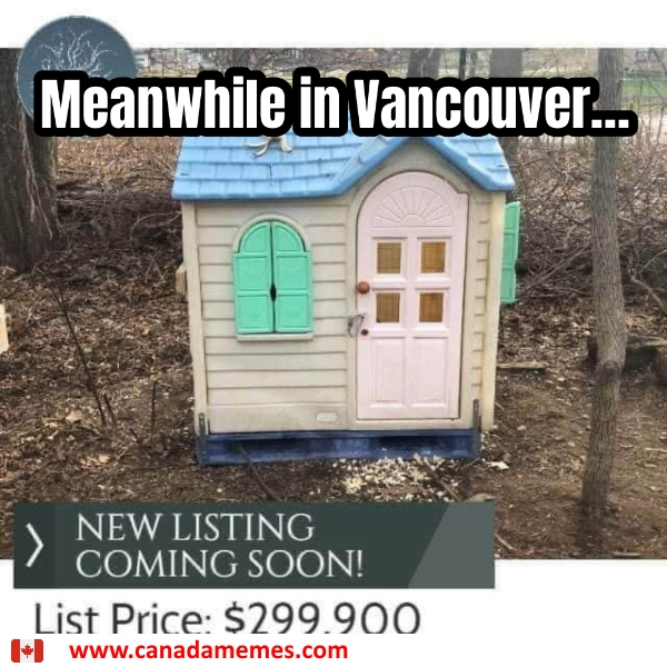 Real estate in Vancouver like…