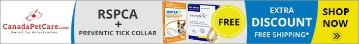 Buy RSPCA Monthly Heartworm Treatment & Get Free Preventic Tick Collar Hurry! Buy now & Get 10%OFF with Free Shipping. Use Coupon Code: WORMTICK