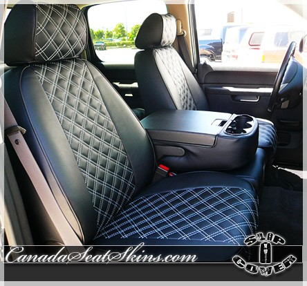 2007 2014 Chevrolet Tahoe Clazzio Seat Covers