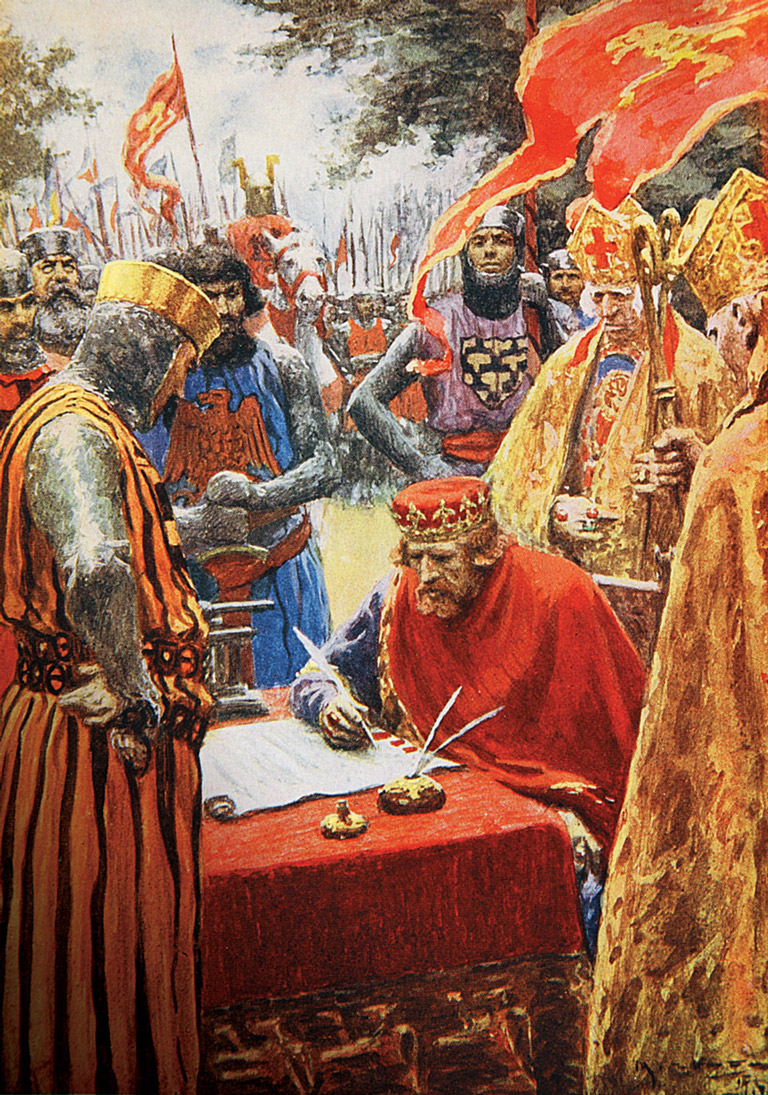 Image result for 25 barons of the magna carta
