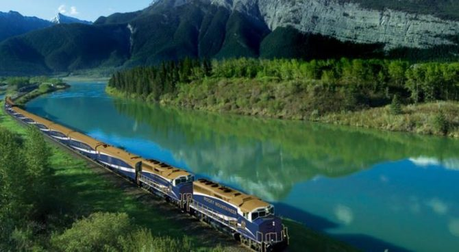 Canada Rail Vacation