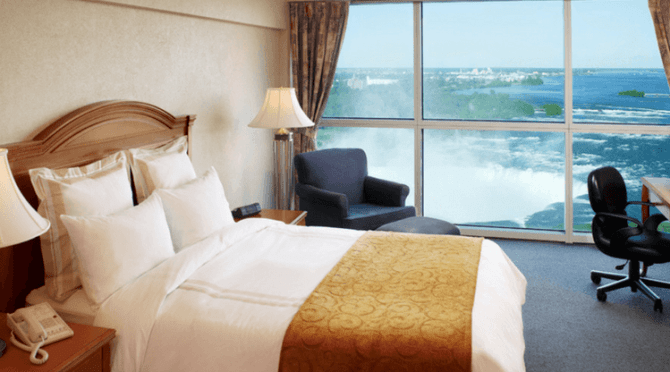Accommodation on New Year's Eve