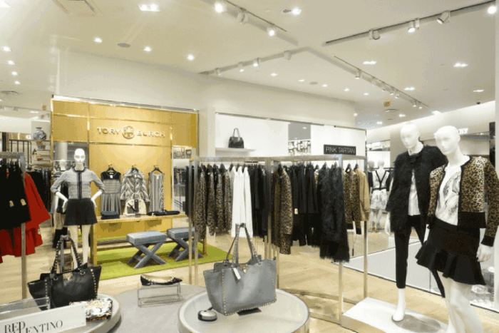 Fashion stores in Vancouver, Canada