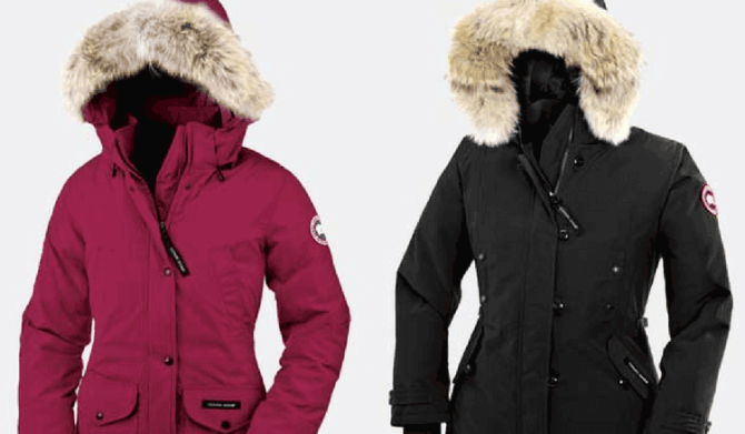 Canada Winter Wear