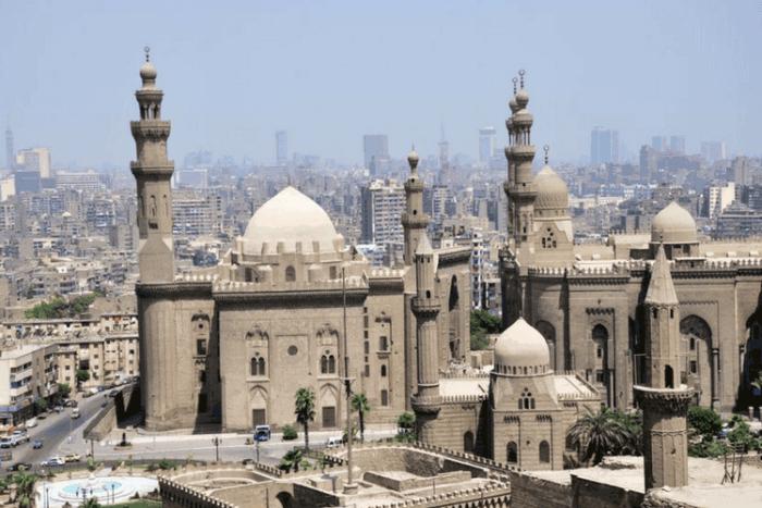 Castle in Cairo,Egypt