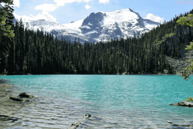Joffre Lakes, British Columbia