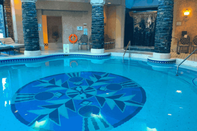 Willow Stream Spa, The Fairmont Banff Springs, Banff, Alberta