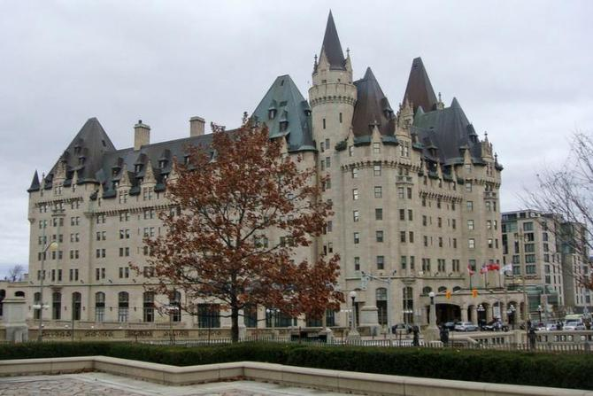 Chateau Laurier – Ottawa, Ontario