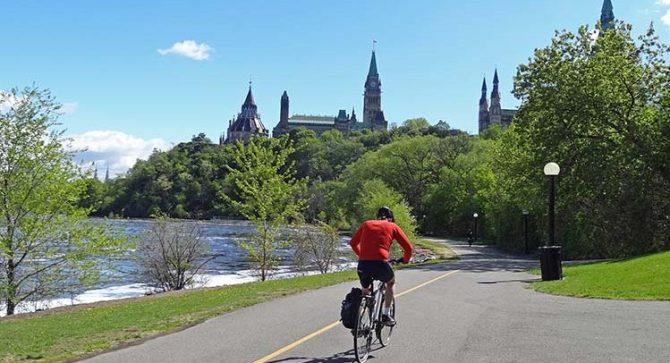 Cycling in Ottawa