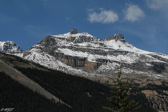 the icefields parkway alberta