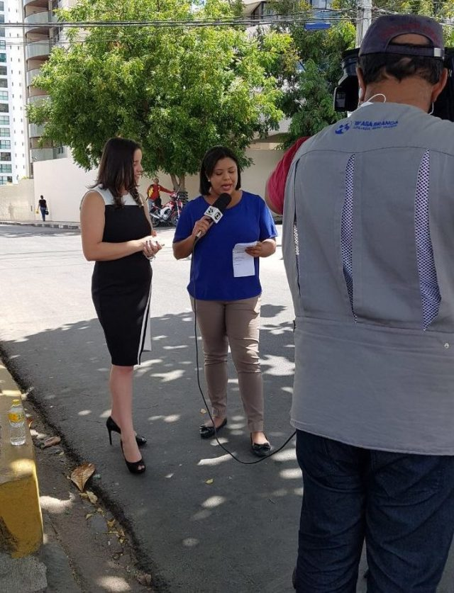 Em entevista para a TV Globo