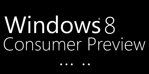 Windows 8 Customer Preview Program CPP