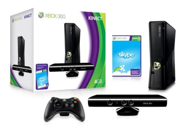XBOX 360 Kinect Skype Bundle | Canada Web Developer