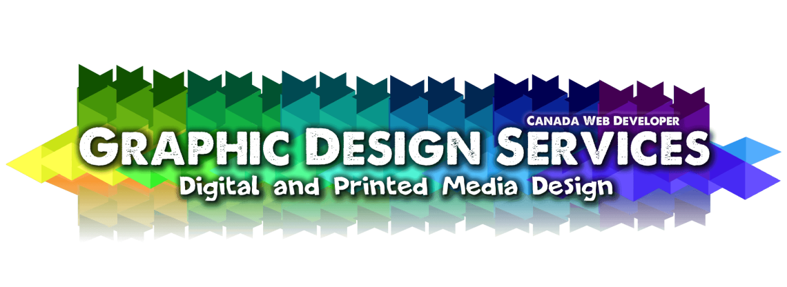 Graphic Design Services | Digital and Printed Media Design  by Canada Web Developer