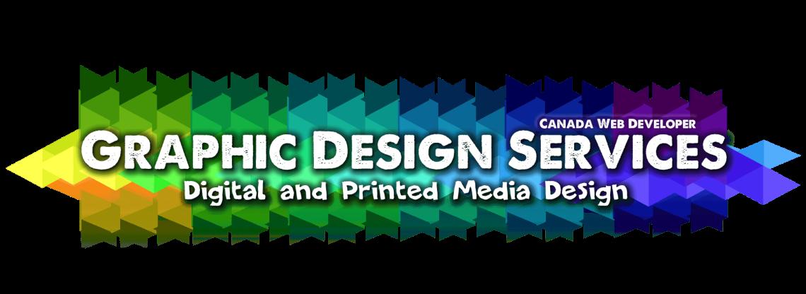 Graphic Design Services | Digital and Printed Media Design  by Canada Web Developer