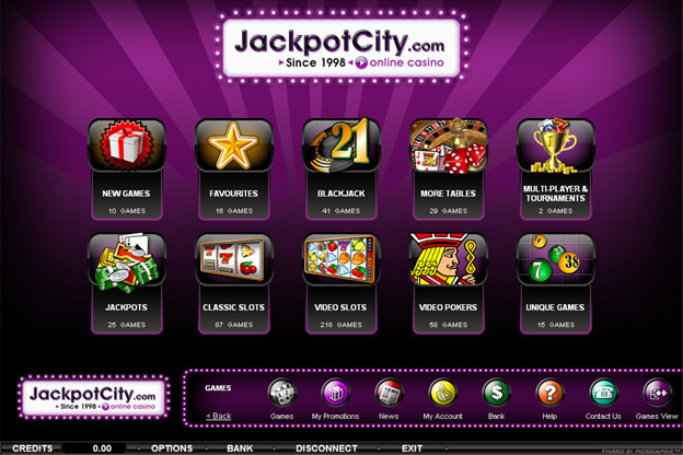 1 Cjeck out the Games of Jackpot City Canada
