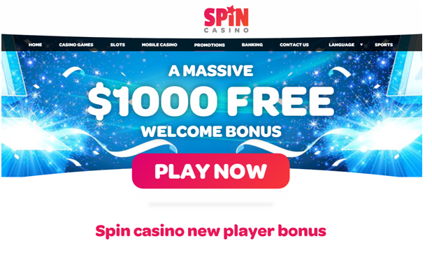 About Spin Casino