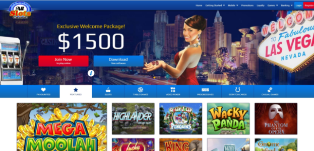 All slots casino $1500 bonus