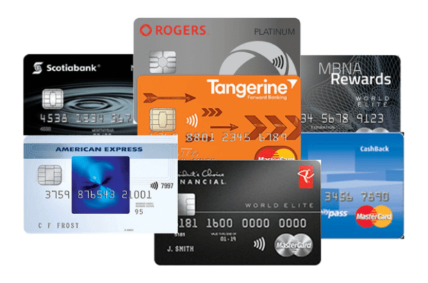 Credit cards to buy lottery tickets