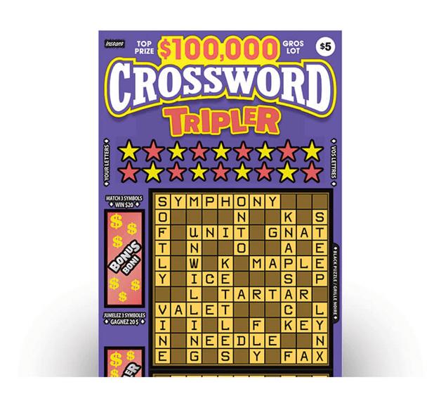 Crossword Tripler