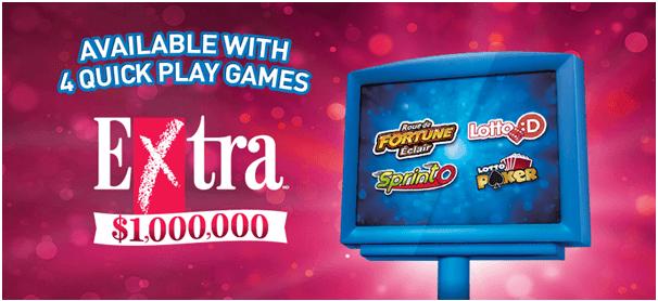 Extra lottery