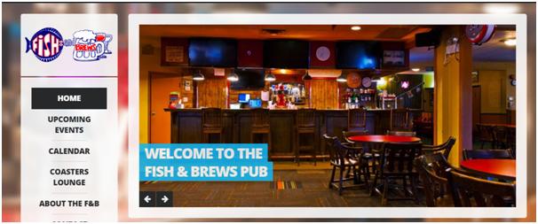 Fish and Brews Pub