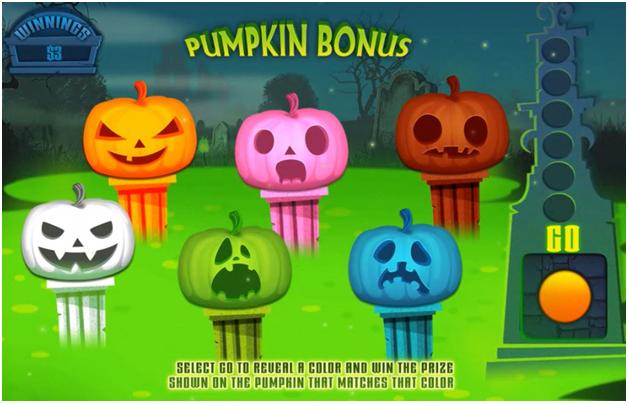 Halloween Extreme –Pumpkin Bonus
