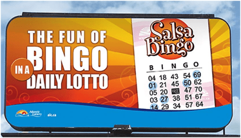 How to play Salsa Bingo