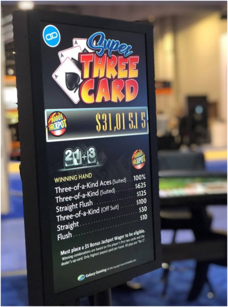 How to win jackpots in table games in Canada- Super three card