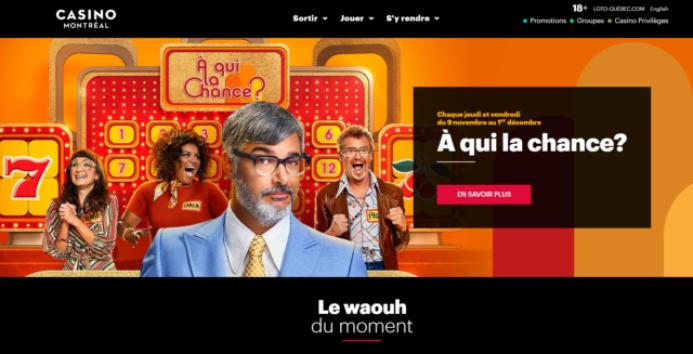 Loto Quebec casino
