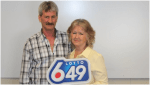 Lottery winner Canada