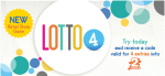 Lotto 4 Lottery Game