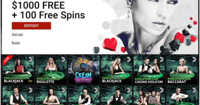 Platinum Play- Live Casino