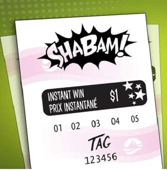 ShaBam Ticket