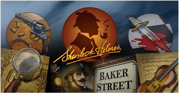 Progressive Slot Machine Sherlock Holmes
