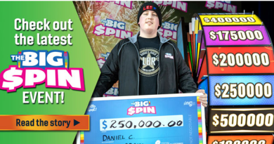 Spin games at Canada to play and win thousands of dollars