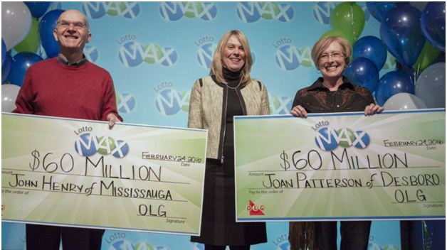 US players claim prize at Canadian lotteries