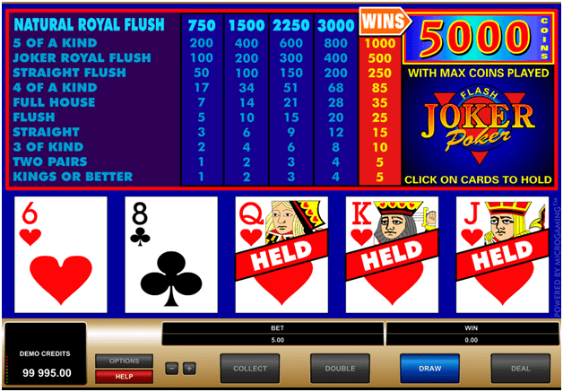 Win poker games at Canadian online casinos