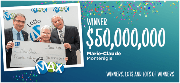 Winner Lotto Max