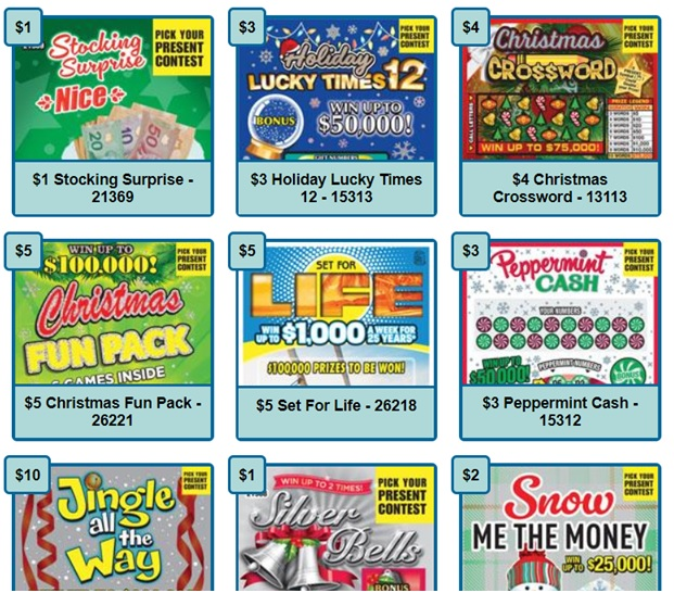 The new $2 Zing games to play at Western Canada now