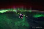 STMSat-1 Northern Lights 6x4 150w - t